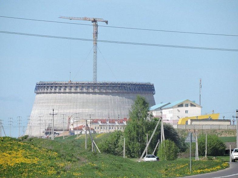 Budowa elektrowni atomowej w Ostrowcu na Białorusi pochłonęła 11 mld dolarów