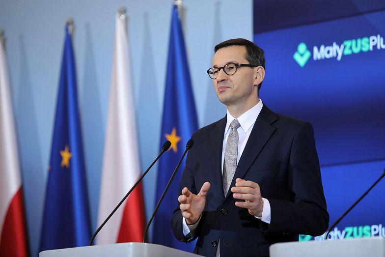 Mateusz Morawiecki obiecuje, że rząd robi wszystko, by ceny energii były jak najbardziej korzystne. Ale pole manewru ma małe