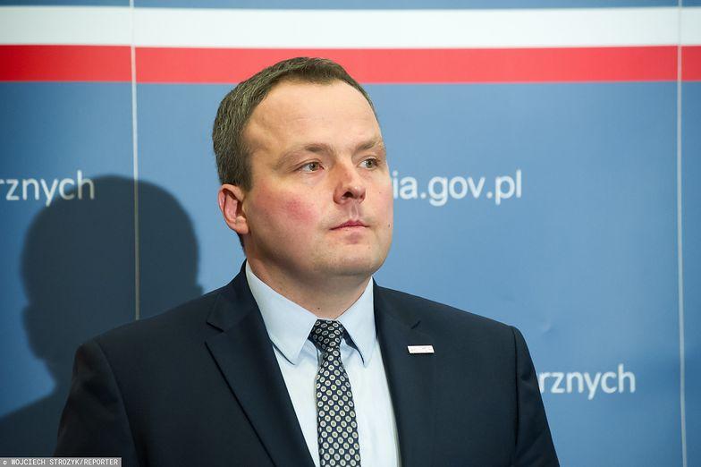 Piotr Pogonowski nie chce być kozłem ofiarnym
