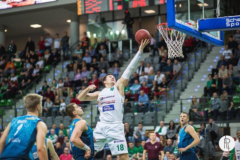 Koszykarze Astorii Bydgoszcz i Stelmetu korzystają z pieniędzy przynoszonych przez Eneę