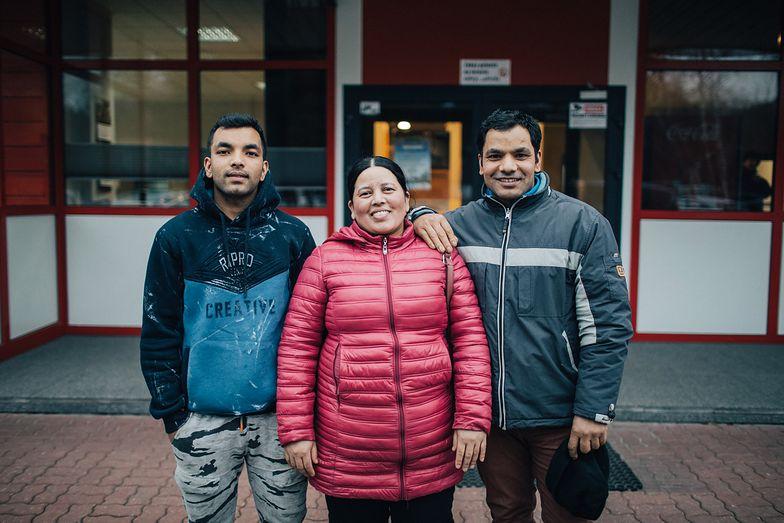 Nepalczycy w ubiegłym roku tłumnie ruszyli do pracy w Polsce