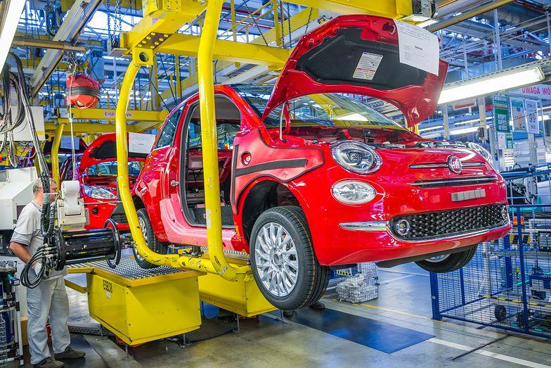 Spadająca produkcja branży motoryzacyjnej najbardziej uderza w wyniki przemysłu