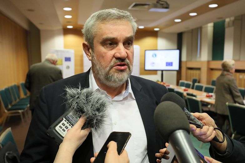 """Wirus ASF w Polsce. Ardanowski: """"Dłużej nie można czekać, szykowana jest specustawa"""""""