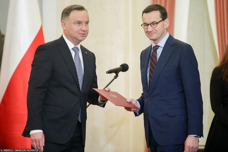 Prezydent Andrzej Duda zaproponował, by wszyscy przedsiębiorcy byli zwolnieni z ZUS. I twierdzi, że przekonał premiera. Szef rządu miał jednak inne zdanie