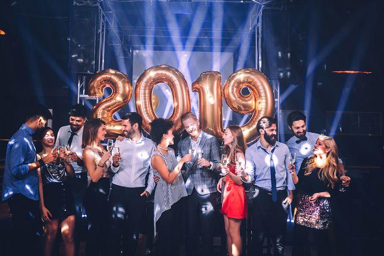 Życzenia sylwestrowe: życzenia na Nowy Rok 2019