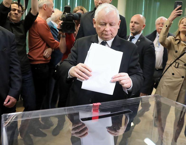 Jarosław Kaczyński znalazł sposób na wyborcze zwycięstwa