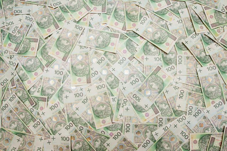 Góra długu do spłacenia przez podatników nieznacznie zmalała