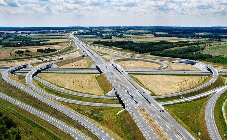 Koszt budowy kilometra autostrady w Polsce to 35 mln zł