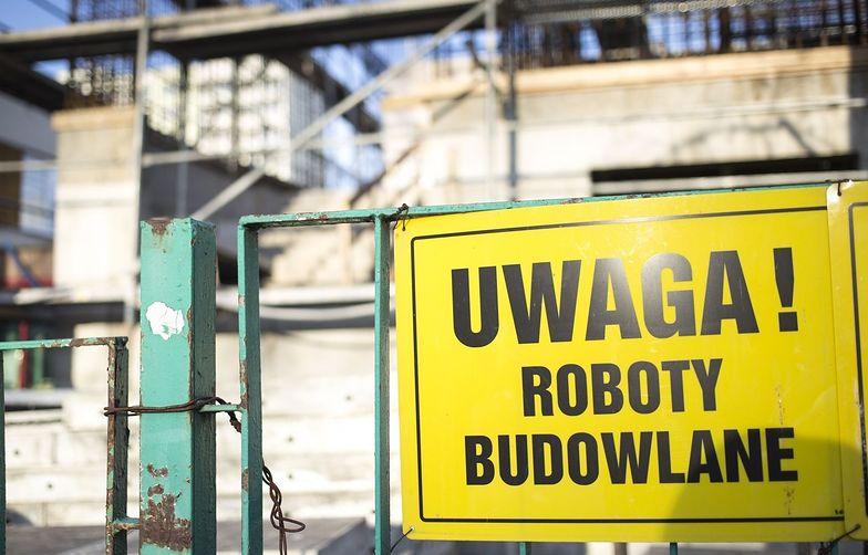 Roboty budowlane wymagają zdobycia pozwolenia na budowę