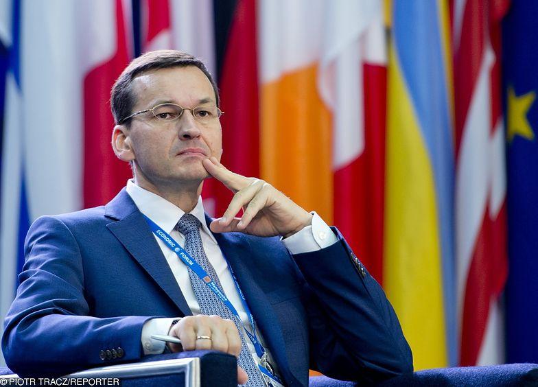 Mateusz Morawiecki już kilkakrotnie był typowany jako laureat głównej nagrody forum w Krynicy.