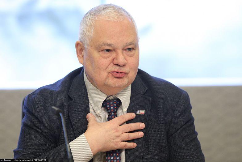 Szef NBP Adam Glapiński zmienił zasady tworzenia tzw. rezerwy kursowej. W ten sposób bank centralny wykazał zysk.