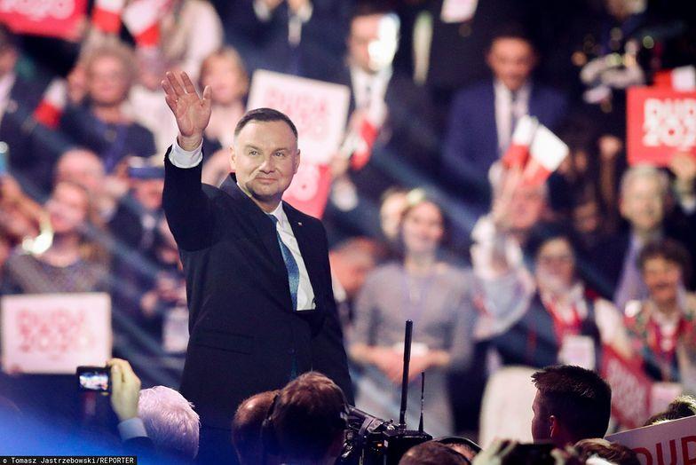 Andrzej Duda miał w kampanii znów mówić o emeryturach. Na razie jednak nic nie zaproponował