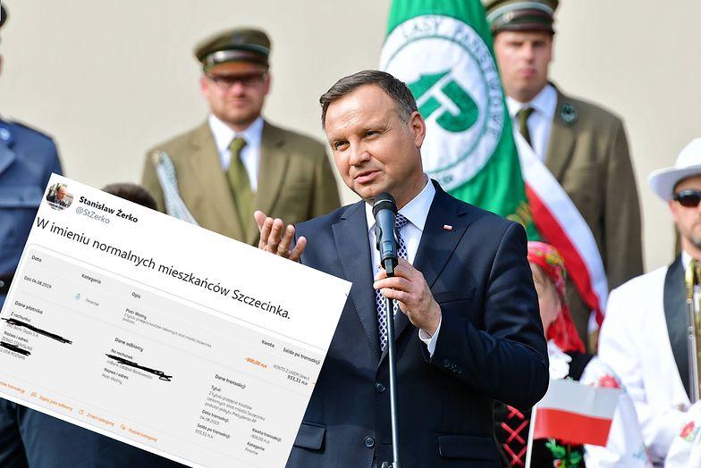Wizyta Andrzeja Dudy w Szczecinku niesie za sobą ciekawe skutki