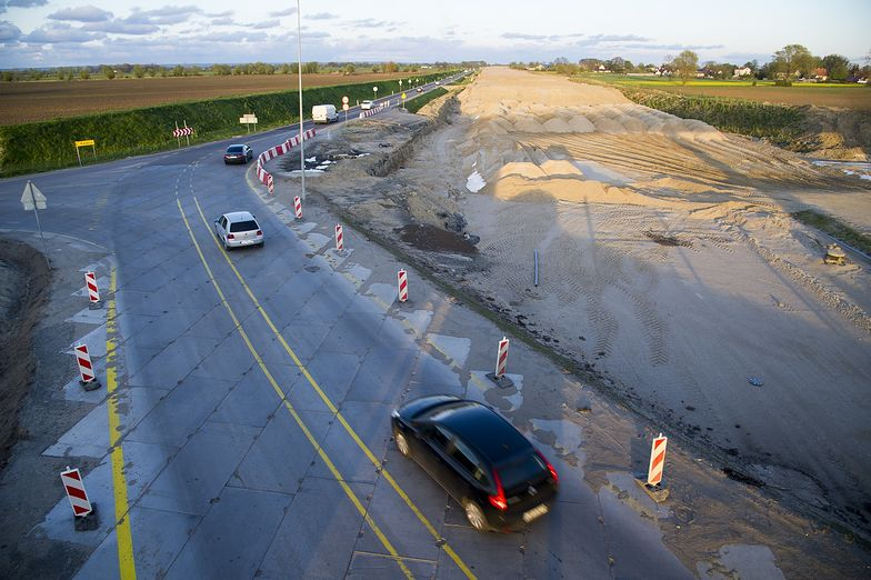 W ciągu starej A1 i krajowej jedynki powstaną przewiązki