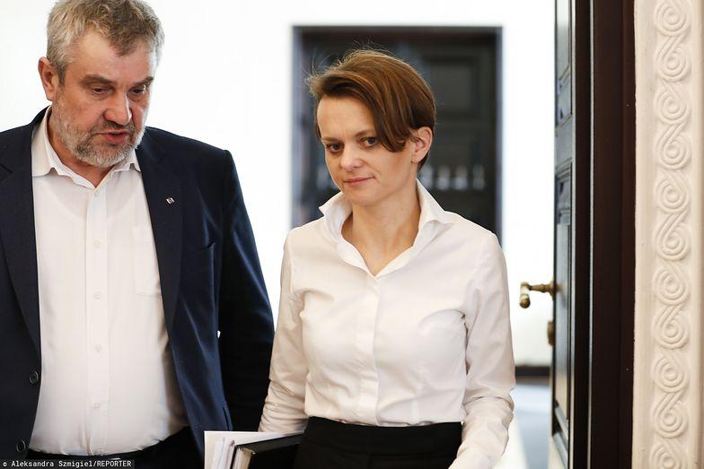 Jadwiga Emilewicz, minister rozwoju.