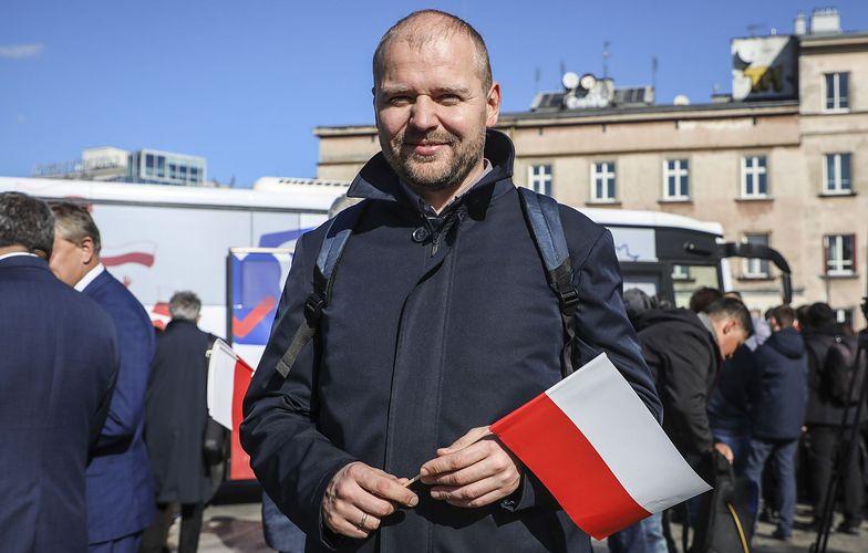 Krzysztof Mazur nowym wiceministrem rozwoju.