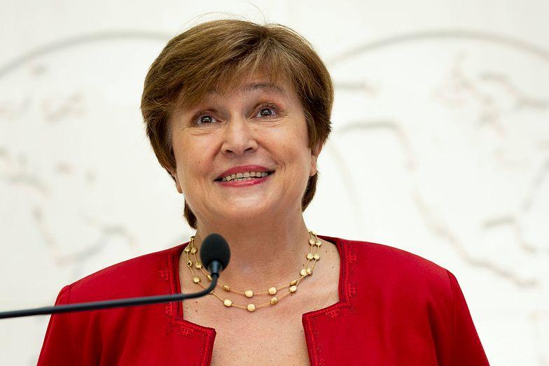 Kristalina Georgiewa pełniła już ważne funkcje w światowych finansach.