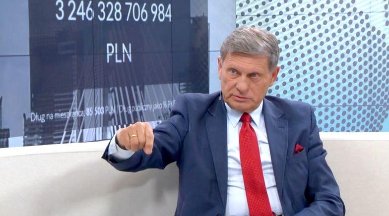 Leszek Balcerowicz odpowiada prezesowi Kaczyńskiemu