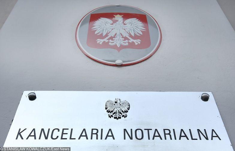 Wszystkie czynności notarialne miałyby być nagrywane? To niebezpieczne - kontrują rejenci.