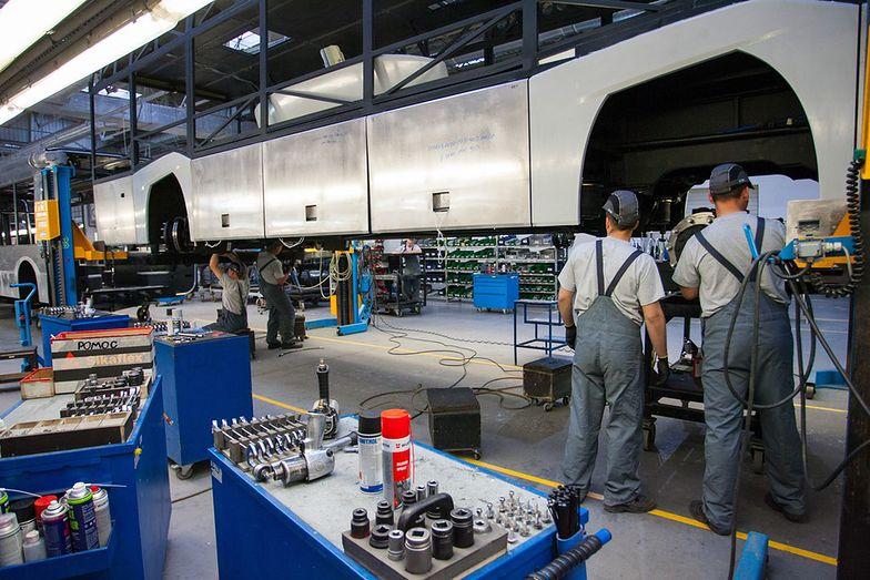 Fabryka autobusów Solaris powstała 22 lata temu. Firma sprzedała ponad 17 tys. pojazdów na całym świecie