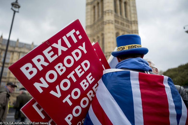 64 proc. technologicznych firm z Londynu nie chce brexitu