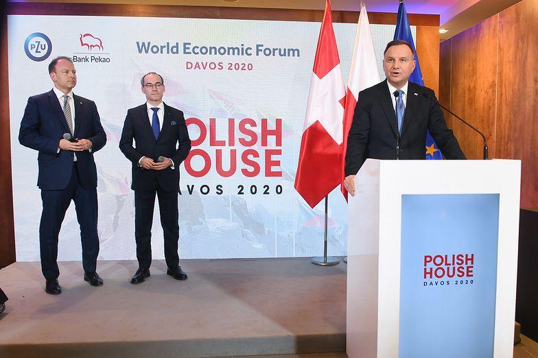Polski Dom powstał w Davos po raz drugi. Tym razem promuje nie tylko Polskę, ale również cały region