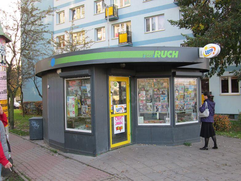 Do sieci stacji PKN Orlen wkrótce mogą dołączyć saloniki Ruchu