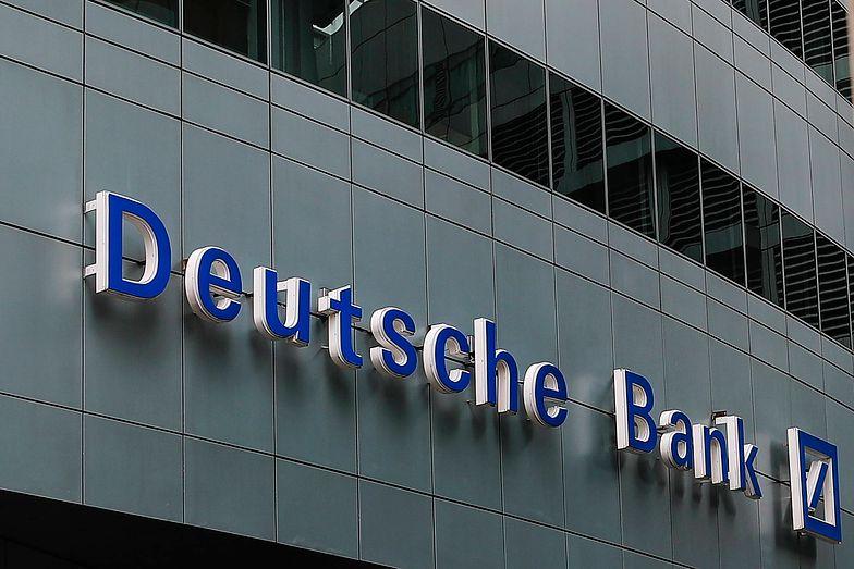 Deutsche Bank. Ponad 5,7 miliarda euro strat