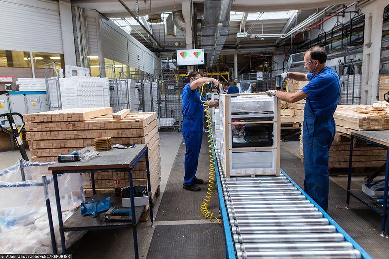 Amica od środy na dwa tygodnie wstrzymała produkcję w swoich zakładach