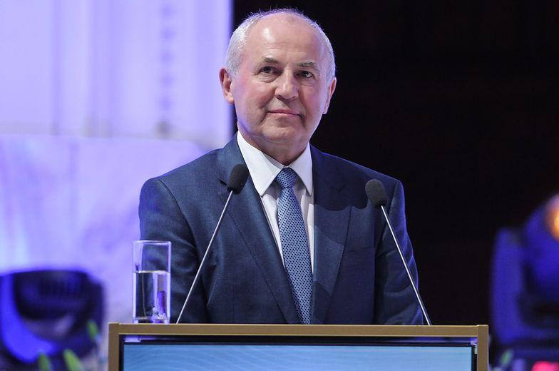 Leszek Gierszewski, założyciel firmy Drutex.
