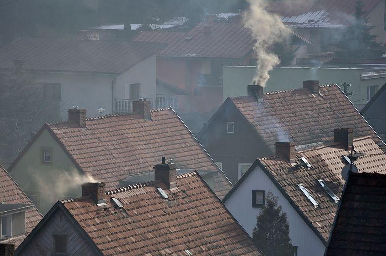 """W ciągu 10 lat na """"Czyste powietrze"""" ma pójść ponad 100 mld zł."""