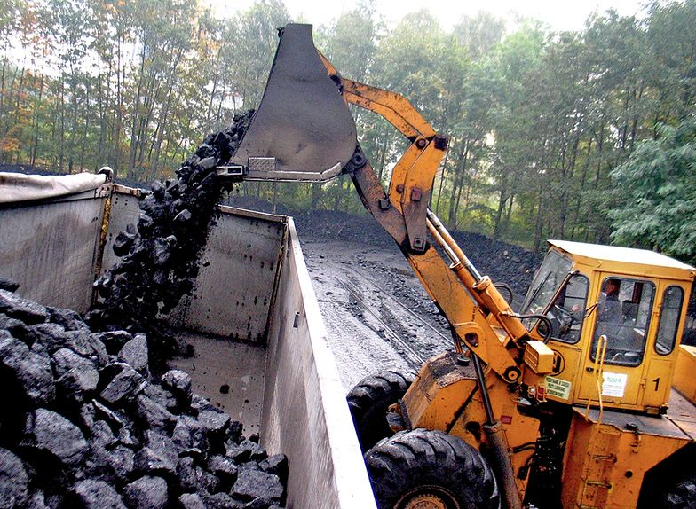 Węgiel najdroższy od lat - powinien jeszcze zdrożeć