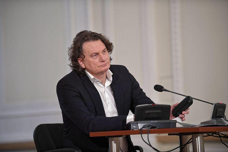 Robert Nowaczyk przed Komisją Weryfikacyjną