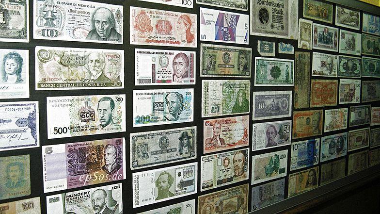 waluty, banknoty