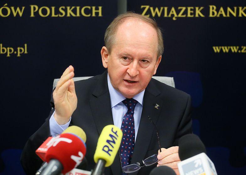 Prezes Związku Banków Polskich Krzysztof Pietraszkiewicz zapewnił wsparcie dla klientów banków.