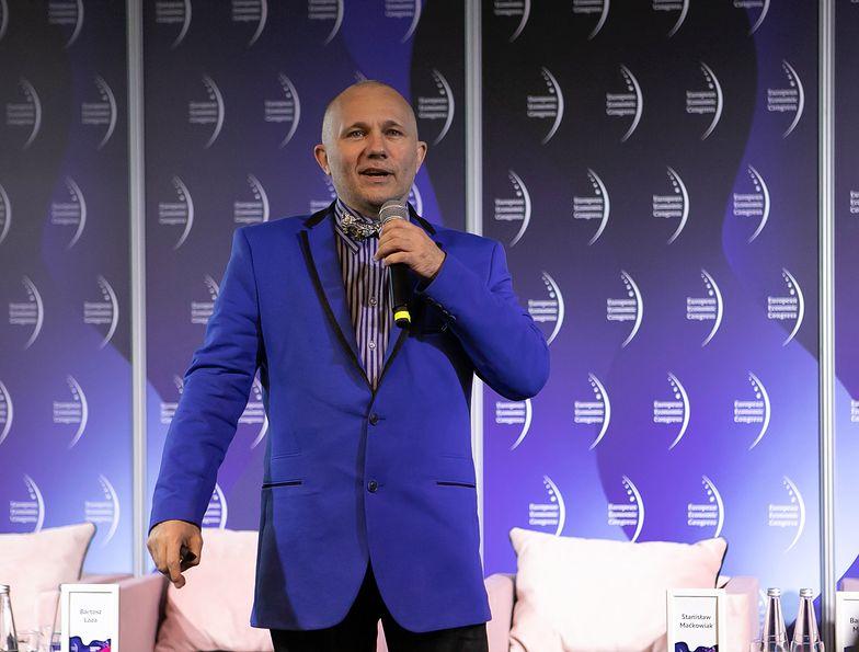 Bartosz Łoza, kierownik Kliniki Psychiatrii Warszawskiego Uniwersytetu Medycznego