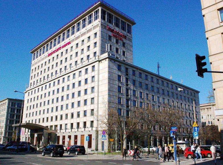 "Hotel Orbis ""Grand"" w Warszawie."
