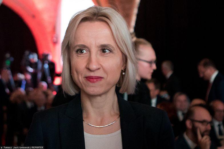Teresa Czerwińska została wiceprezesem Europejskiego Banku Inwestycyjnego.