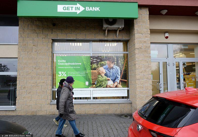 Na Getin Noble Bank składa się Getin Bank i Noble Bank.