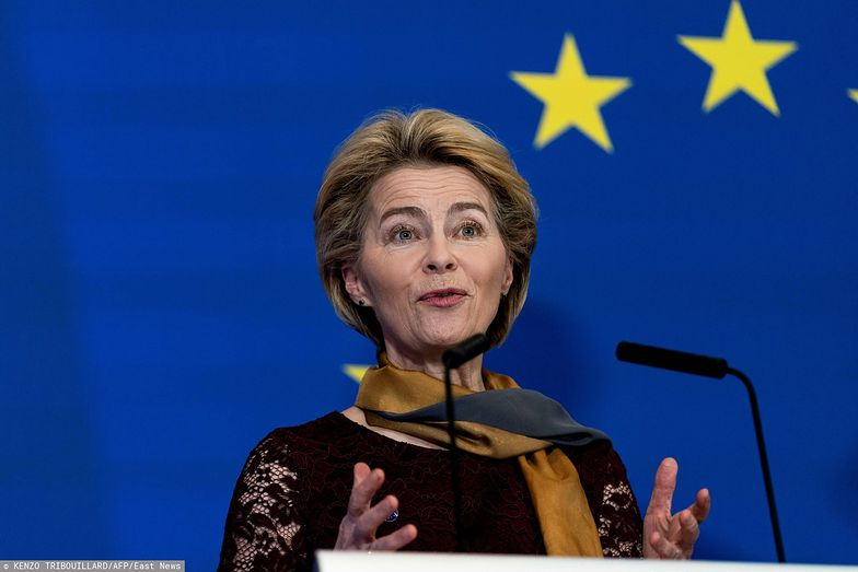 Ursula von der Leyen chce, by Europa była pierwszy neutralnym klimatycznie kontynentem