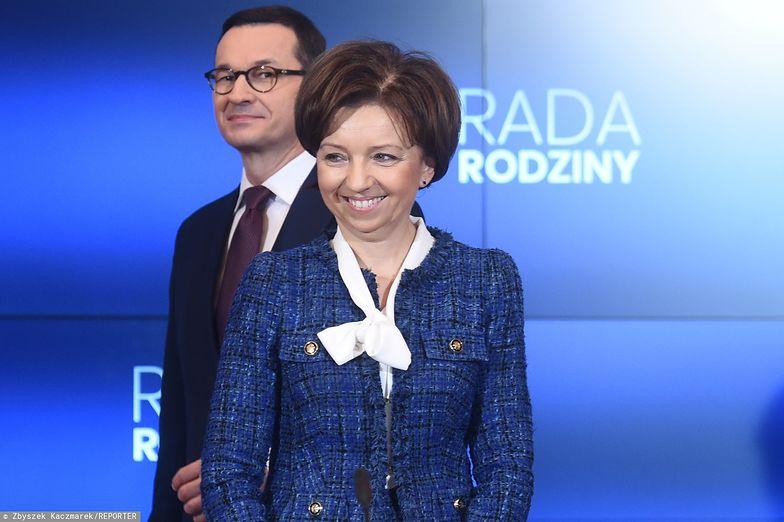 Marlena Maląg na razie wstawiła do resortu jednego wiceministra. Porządki wciąż trwają
