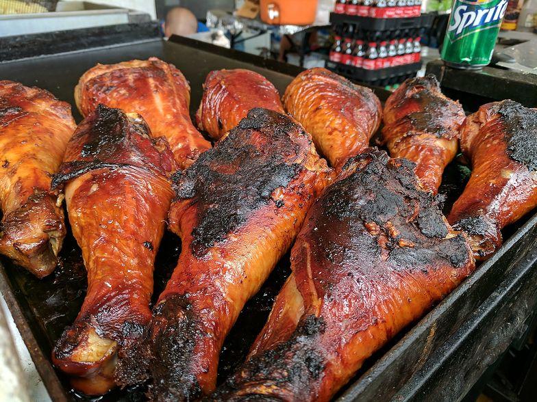 Teraz Bułgarzy wstrzymali 21 ton kurczaków, miesiąc temu - 100 ton.