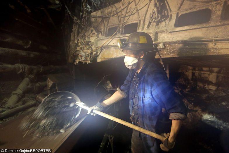 """Górnicy mają dosyć słuchania o """"wstawaniu z kolan"""" i chcą konkretów."""