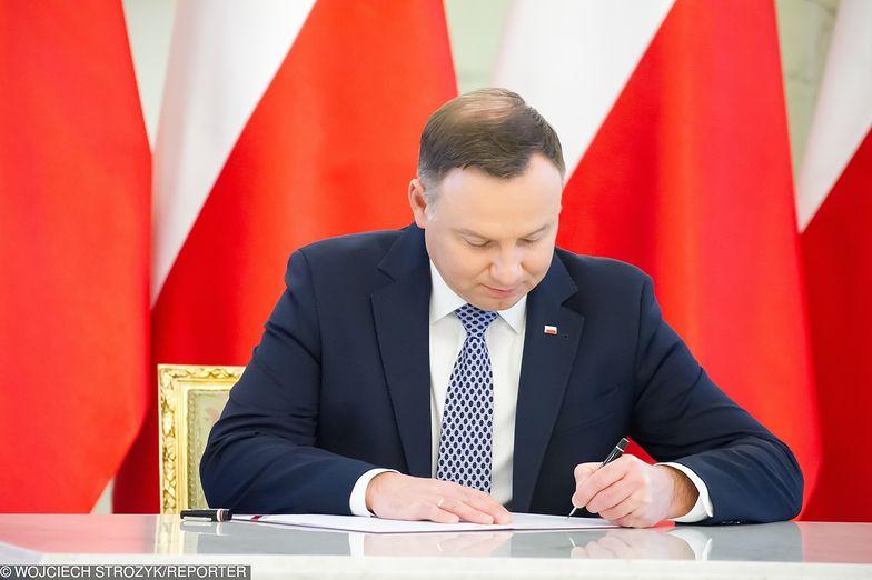Prezydent podpisał ustawę, która ma zapobiec podwyżkom cen prądu