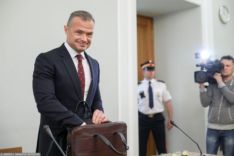 Sławomir Nowak oczyszczony z zarzutów.