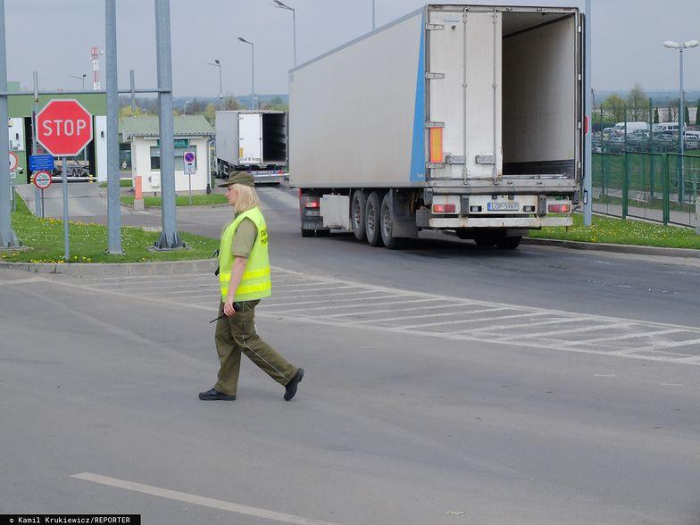 Przejście graniczne w Medyce. Co dalej z eksportem i importem?