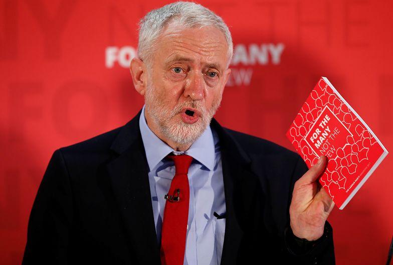 Jeremy Corbyn zapowiada, że odwróci to, co zrobiła Margaret Thatcher.