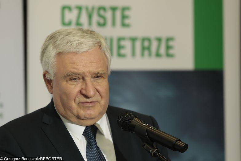 Kazimierz Kujda prowadził NFOŚiGW do 12 lutego, kiedy złożył rezygnację.