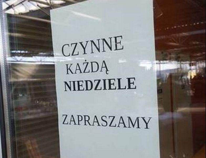 Kilkanaście tysięcy małych sklepów zamknięto po zakazie
