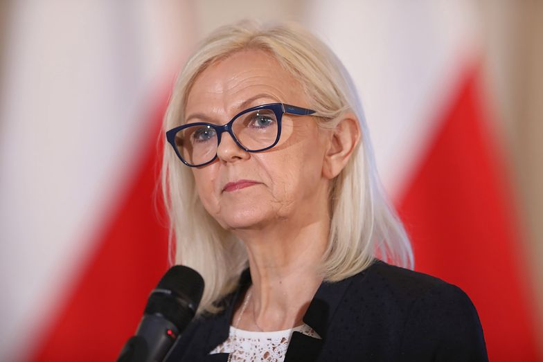 500+ po nowemu. Minister Bożena Borys-Szopa zachęca rodziców, by nie zwlekali ze składaniem wniosków